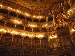 Das Markgräfliche Opernhaus - UNESCO-Weltkulturerbe