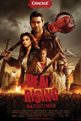 Dead Rising de Zach Lipovsky - 2015 / Horreur