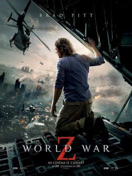 World War Z de Marc Forster - 2013 / Anticipation - Horreur