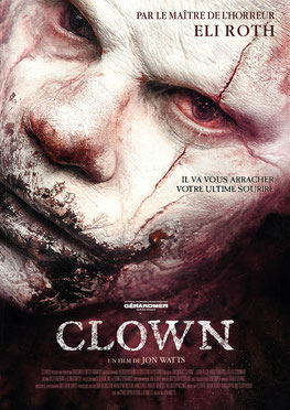 Clown de Jon Watts - 2014 / Slasher - Horreur