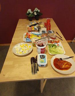 Frühstück in der Grundschule