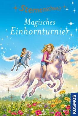 Magisches Einhornturnier, Sternenschweif 53, Uli Leistenschneider