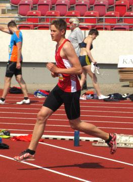 Moritz Rimbach Hessenmeisterschaften Kassel