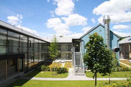 Modernes Wohnen im Schülerheim des HAK Tansweg - Foto HAK Tamsweg