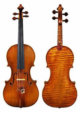 скрипка Антонио Амати