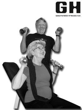 Anti-Aging - mit Muskeltraining Fitness und Gesundheit verbessern