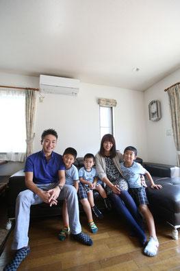 叶えたい夢の一つが海の見える家に住む事だったんです。株式会社タシカ|子育て安心住宅コンシェルジュ。子育てから考えるタシカな暮らしの不動産