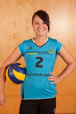 Beatrix Rieck zeigte eine starke Leistung