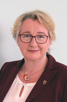 Theresia Bauer. Foto: MWK