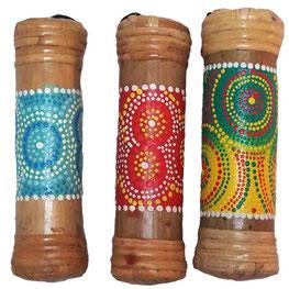 famille des percussions bâton de pluie