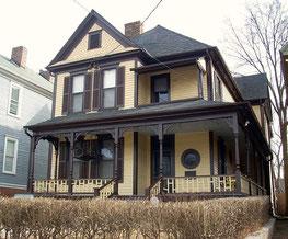 Дом детства Кинга (501 Auburn Avenue)