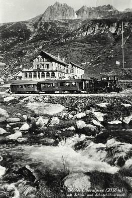 Photoglob Wehrli & Vougas Zürich, gestempelt 18.07.1934