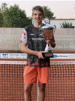 Trainer Florian Hamberger Tennisschule Jarda