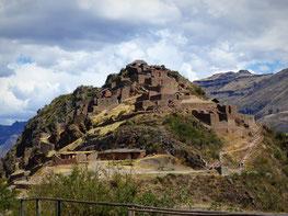 Pisac, ruines Incas, Cusco, Pérou