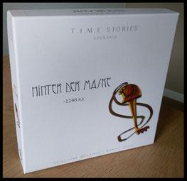 T.I.M.E Stories - Hinter der Maske