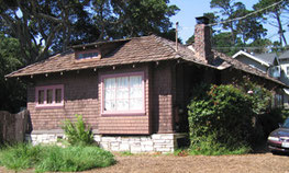 Edith Williams Cottage, Pacific Grove