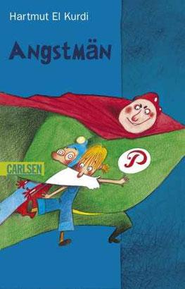 Hartmut El Kurdi: Angstmän, Carlsen Verlag.
