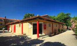 sanitaires camping catalan