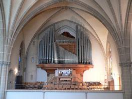 Walcker-Orgel der Dankeskirche, Bad Nauheim