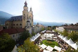 Mercato del Pane e dello Strudel Gourmet Südtirol