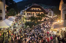Tauferer Straßenküche Cucina in strada a Campo Tures Gourmet Südtirol
