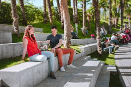 Neues Sommer-Highlight in Trauttmansdorff: Picknick am Seerosenteich - Gärten von Schloss Trauttmansdorff - Gourmet Südtirol