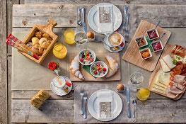 Almfrühstück - Colazione in malga - Kristallalm - Ahrntal - Valle Aurina - Gourmet Südtirol