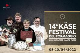 Käsefestivals im Dorfzentrum von Sand in Taufers - Festival del formaggio nel centro paesano di Campo Tures - Gourmet Südtirol