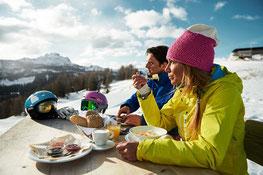 Gourmet Skisafari Alta Badia - dedicato agli appassionati dello sci e della buona cucina Gourmet Südtirol