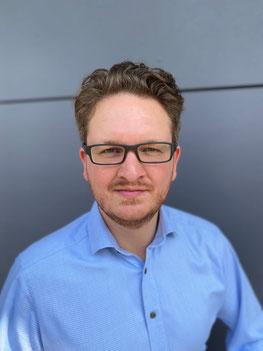 """Alexander Janke, Autor des Buches """"Altersvorsorge mit ETFs"""""""