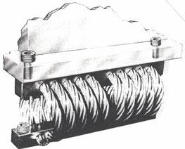 Steelpaw SP10C-92-103-80, LxBxH 225 x 103 x 92 mm