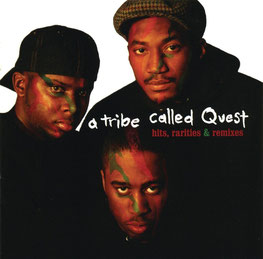 ATCQ - HITS, RARITIES & REMIXES (2003)