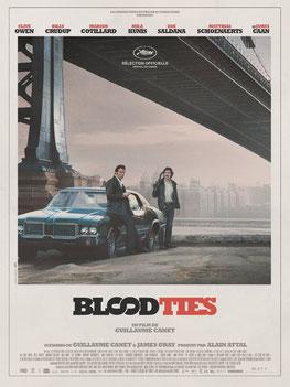Quatrième long métrage de Guillaume Canet, BLOOD TIES est son premier film américain (©Mars Distribution)