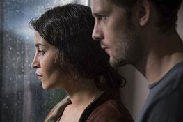 Leïla Bekhti et Nicolas Duvauchelle, très complices (©Mars Distribution)