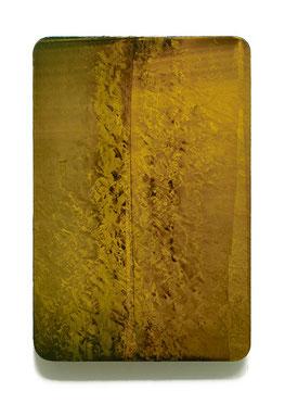 Utopischer Körper 48   2011  Acrylfarbe, Kunststoffsiegel, Ölfarbe auf MDF  60 x 40 cm