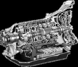 ZF 8HP70 Getriebe