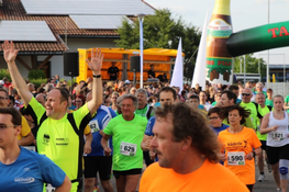 Das Running Team Ortenau beim Trainingslager in Cervia.