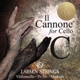 Струны для виолончели  IL CANNONE LARSEN -  струна До (C) купить не дорого