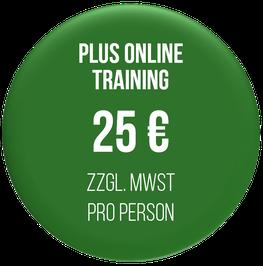 Persönlichkeitstraining Plus Online Berlin 25€