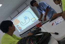 <授業の様子>