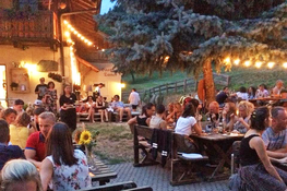 ZunerSummer Brunchen beim Gasthof Zunerhof Brunch al Zunerhof Ritten Renon Gourmet Südtirol