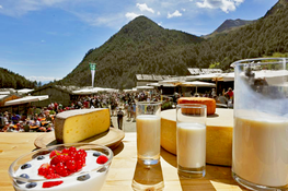 Südtiroler Milchfest - Festa del Latte Alto Adige - Gourmet Südtirol
