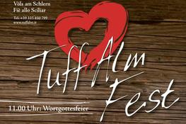 Tuff Alm Fest - Festa della malga Tuff - Völs am Schlern - Fiè allo Sciliar - Gourmet Südtirol