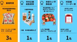 埼玉県懸賞-みんなの地域デビューキャンペーン