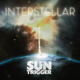 der erste Longplayer von Suntrigger, bestes instrumental Album 2016 beim Deutschen Rock und Pop Preis
