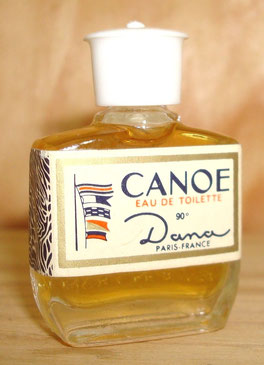 DANA - CANOE : EAU DE TOILETTE 90 ° - MINIATURE IDENTIQUE A LA PHOTO PRECEDENTE