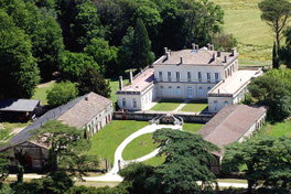 Château partenaire proche de la Dordogne