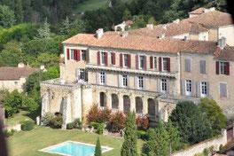 Château partenaire proche du Gers