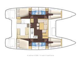 Mitsegeln Griechenland Athen Katamaran, Premium Katamaran Segeltörn Kykladen, Segelreise mit Skipper Peloponnes