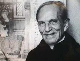 Maurice Zundel -  sguardo di un uomo buono